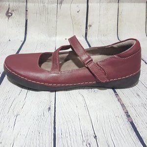 Vionic Orthoheel Judith Mary Jane flats Shoes 7..5
